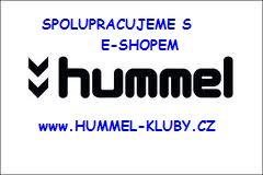 Spolupracujeme s e-shopem www.HUMMEL-KLUBY.cz